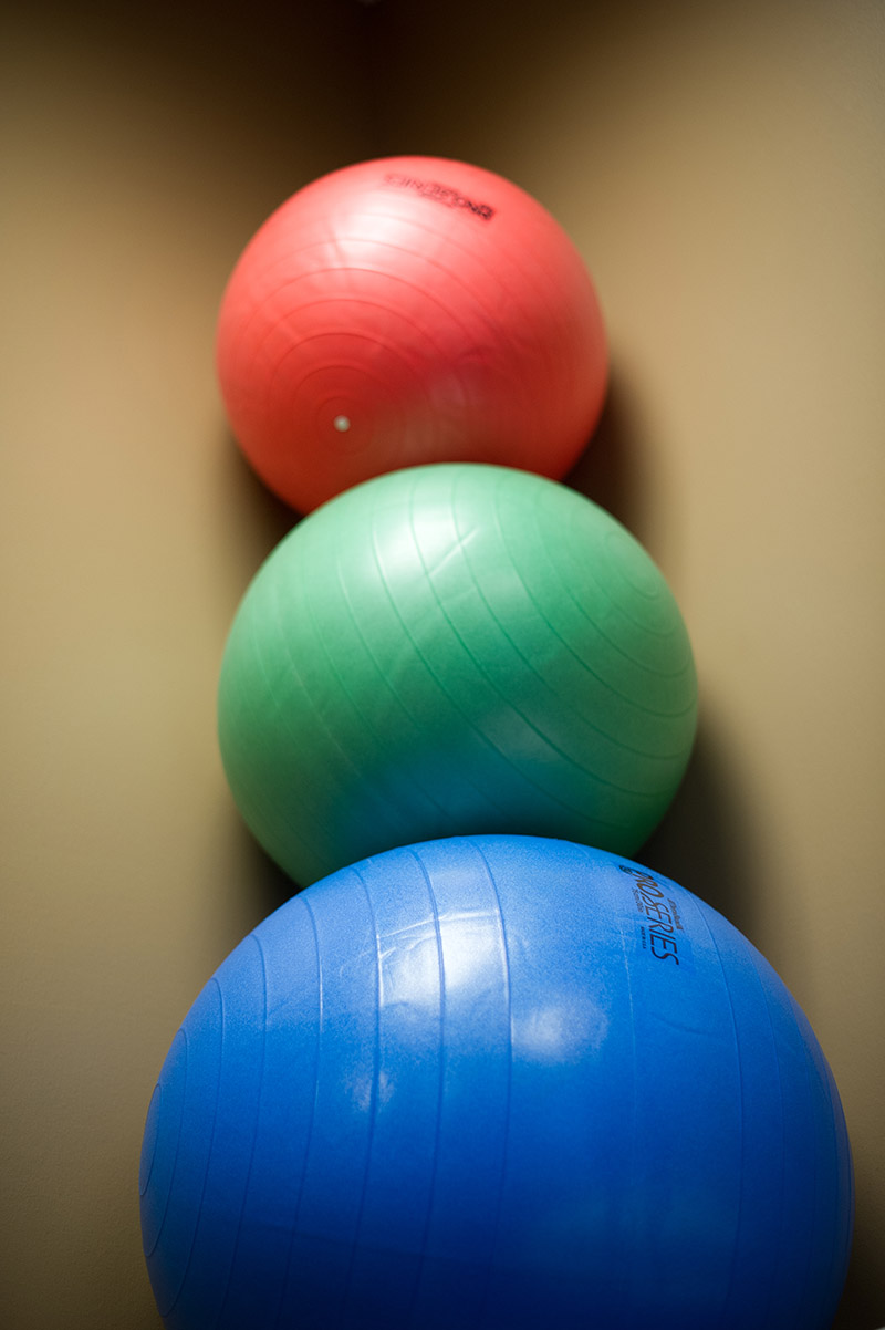 Physical Therapy balls