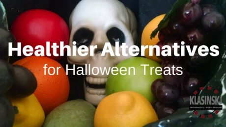 Healthier Alternatives for Halloween Treats