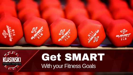 Get SMART with your Fitness Goals