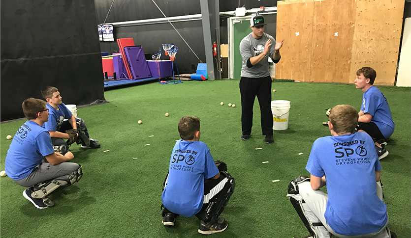 Fall Baseball and Fastpitch Clinic