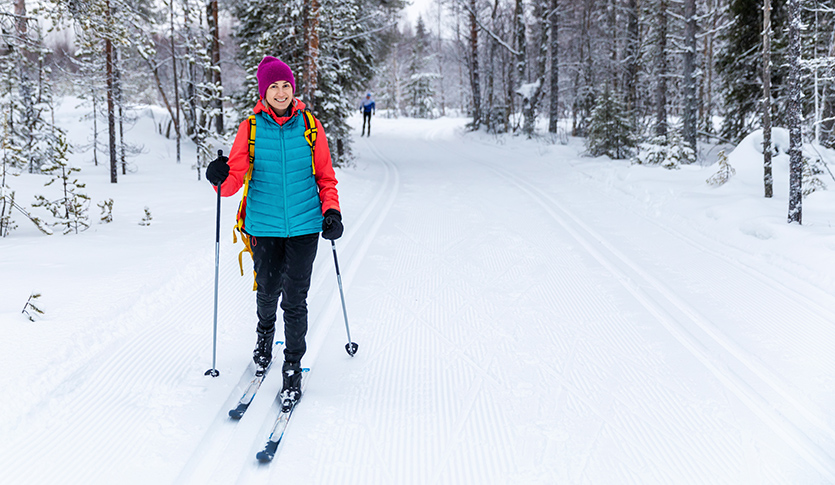 Five Ways to Stay Active During the Winter Months