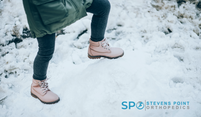 6 Steps To Prevent Winter Slip-And-Fall Injuries