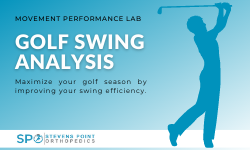 Golf Swing Analysis Media Release