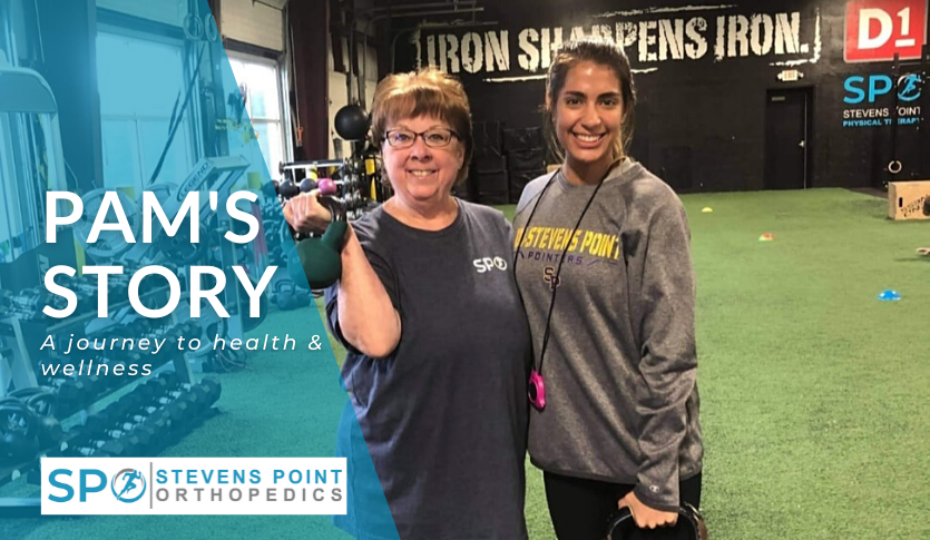 Pam's Story: Orthopedic Injury Turned Blessing In Disguise